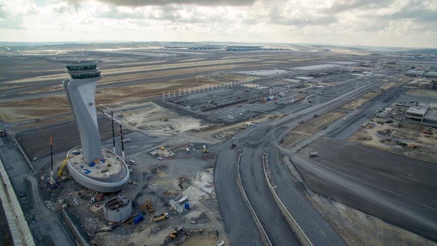 3. havalimanı ulaşım hatları belli oldu