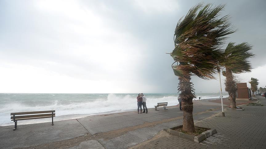 Tropik fırtına için teyakkuz