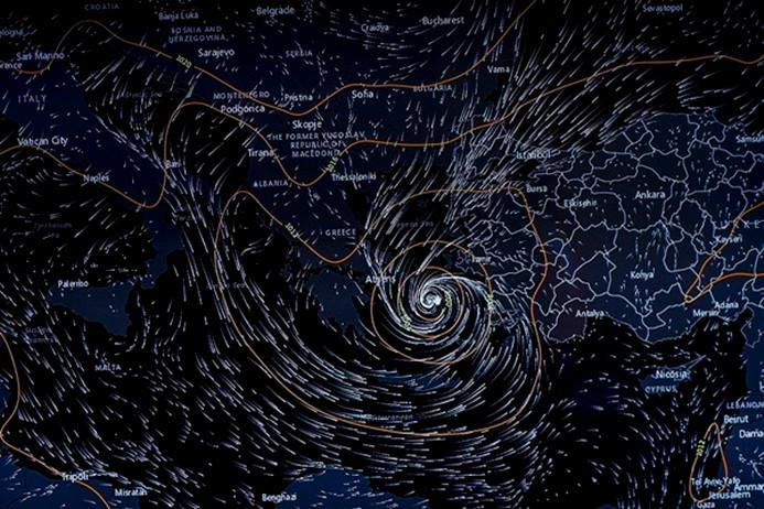 Meteorolojiden şiddetli fırtına uyarısı