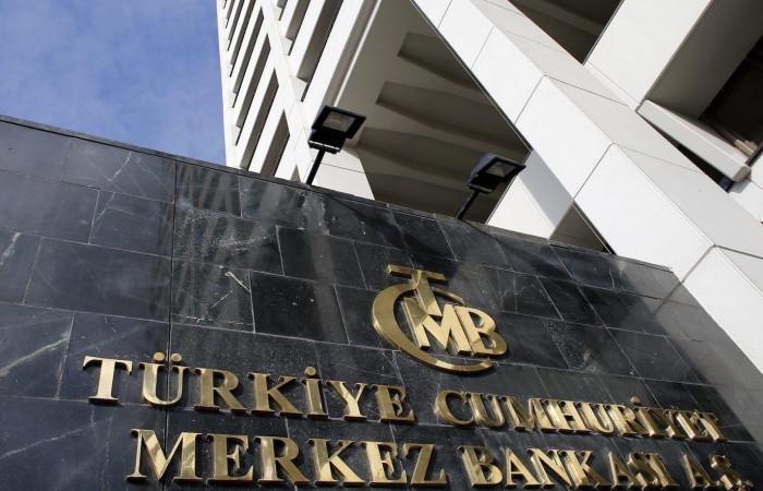 Merkez Bankası rezervler 1.2 milyar dolar arttı