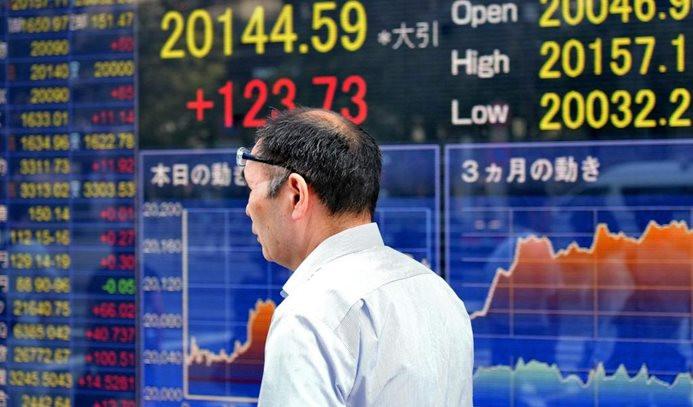 Global piyasalar Çin verisi ile geriledi