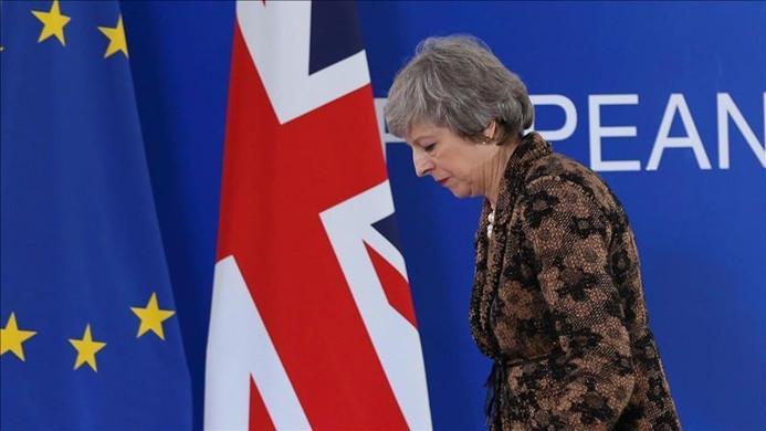 AB ile yapılan Brexit anlaşması reddedildi