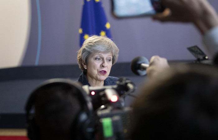 """Brexit'te """"B planı"""" oylanacak"""