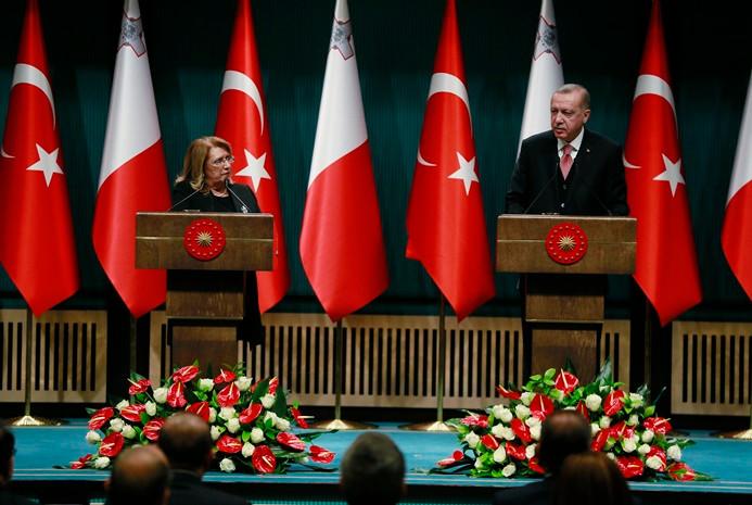 Erdoğan: Trump'ın Venezuela açıklaması beni şoke etti