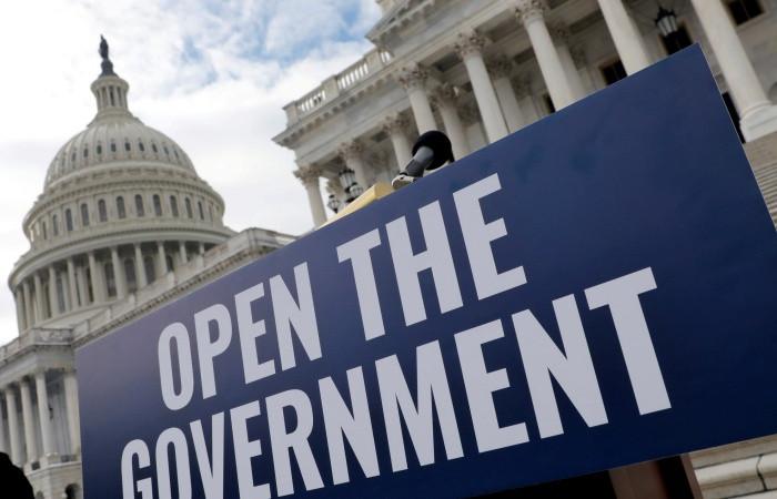 ABD'de hükümeti açma çabaları sonuçsuz kaldı