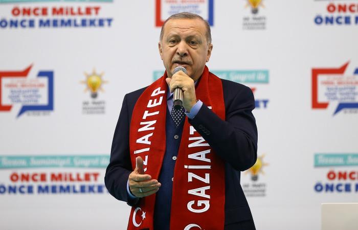Cumhurbaşkanı Erdoğan: Tünelin ucu göründü