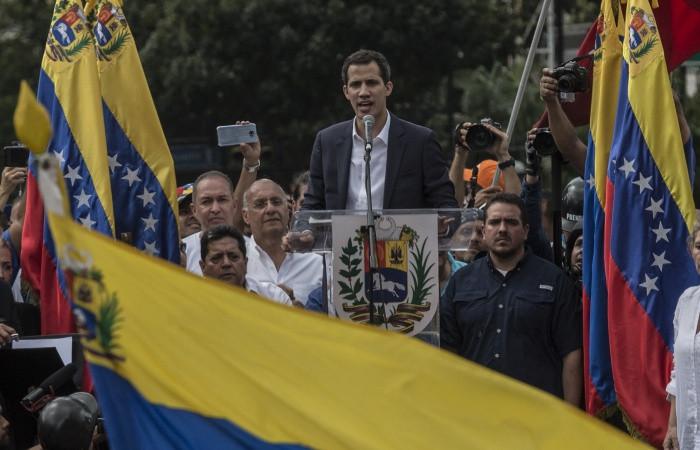 İngiltere ve Almanya'dan Maduro'ya 8 gün süre