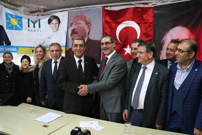 CHP ile İYİ Parti Elazığ için anlaştı