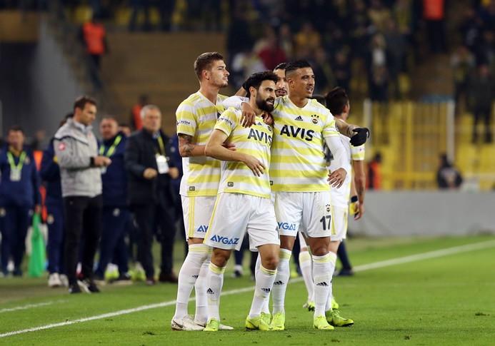 Fenerbahçe haftalar sonra kazandı
