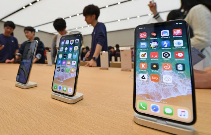Apple ciro beklentisini düşürdü
