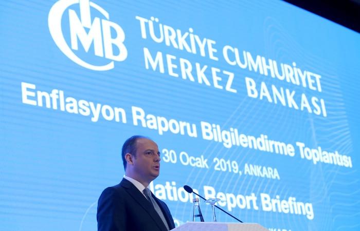 TCMB enflasyon beklentisini açıkladı