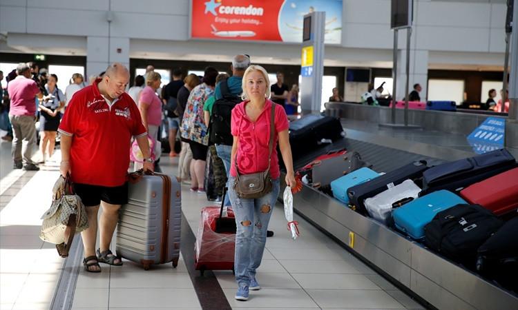Turizm geliri, 2018'de 29.5 milyar dolar