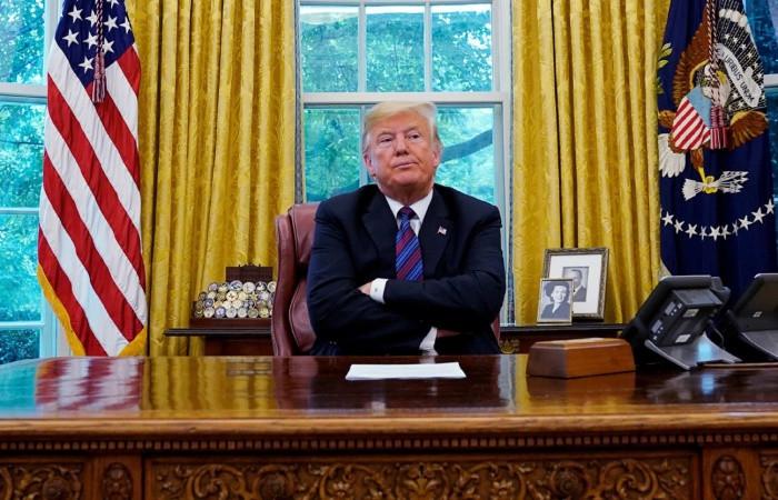 Trump: Bütçe krizi 45 dakikada çözülebilir