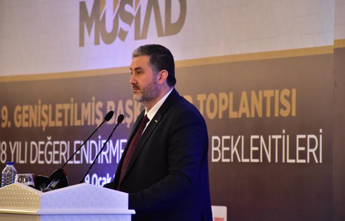 MÜSİAD Başkanı Kaan: Yeni parasal sisteme hazırlanmalıyız