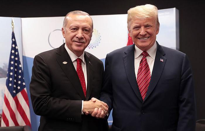 Trump: Türkiye'den güzel haberler var