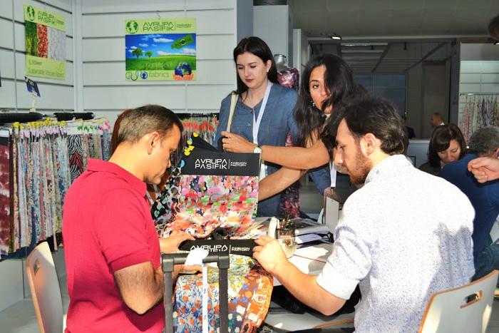 BURTEX'e 30 ülkeden 300 yabancı alıcı geldi