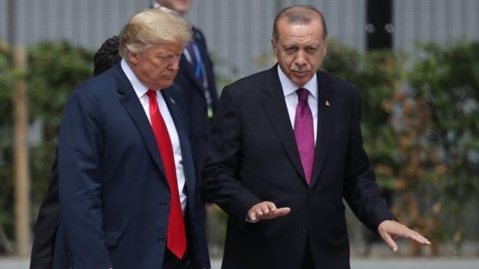 Erdoğan-Trump görüşmesi 13 Kasım'da