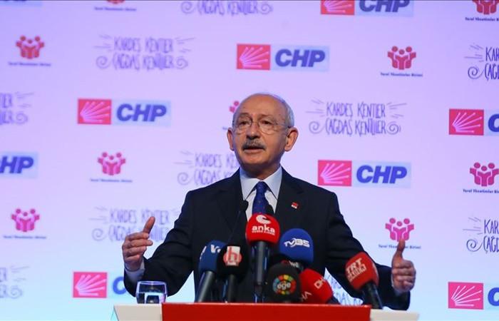 Kılıçdaroğlu: Belediyeler aile sigortası uygulaması başlattı