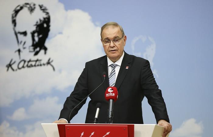 CHP Sözcüsü Öztrak: Kumpas CHP'ye kuruldu