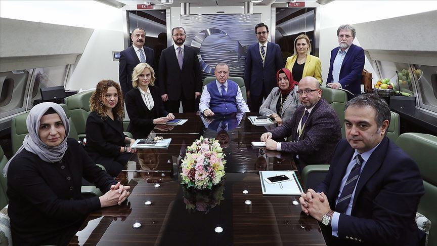 Erdoğan: EEYT konusu bir manipülasyon