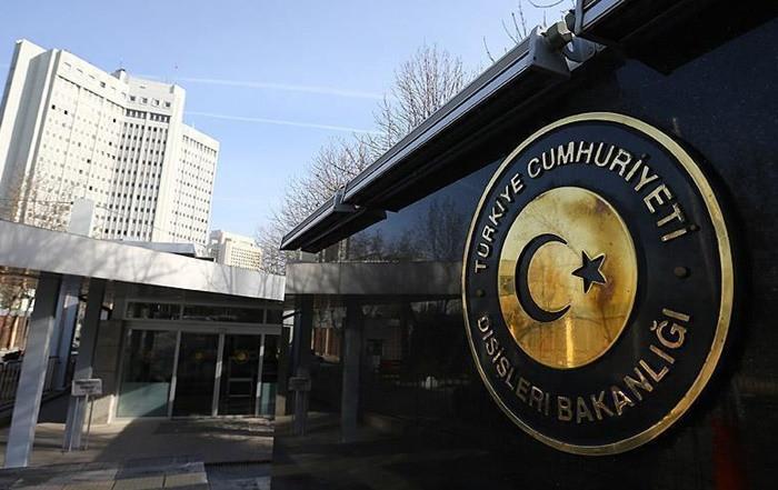 Türkiye'den ABD Senatosunun Ermeni kararına tepki
