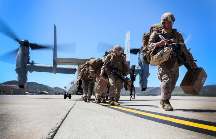 ABD, güney sınırına 3500 asker daha gönderiyor