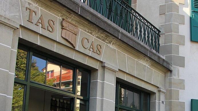 CAS'tan Galatasaray açıklaması