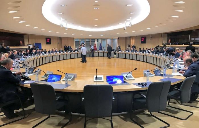Türkiye-AB ekonomik diyalog toplantısı yapılacak