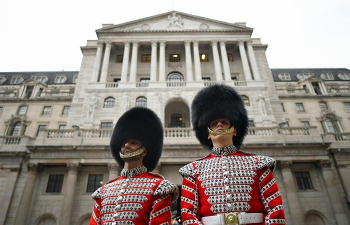 BoE faiz kararını açıkladı