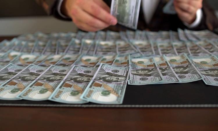 Bireylerin döviz hesabı 1.83 milyar dolar büyüdü