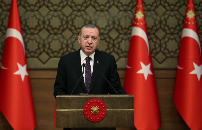 Erdoğan, Yeni Zelanda'daki saldırıyı kınadı