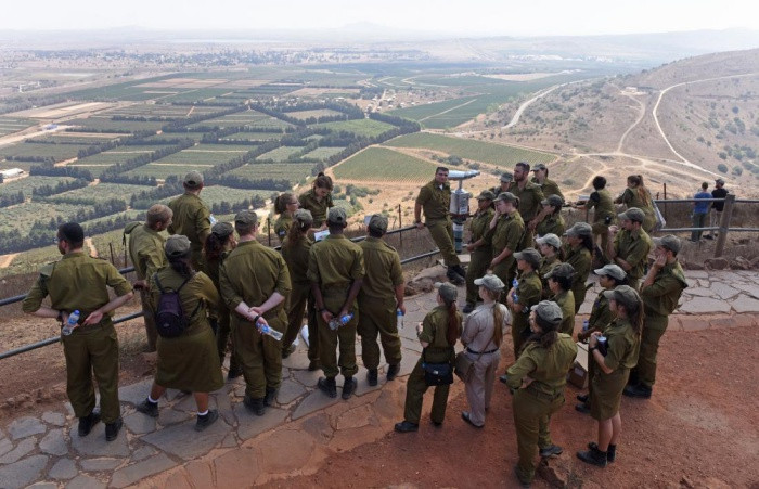 Suriye, Golan Tepeleri'ni geri almaya kararlı