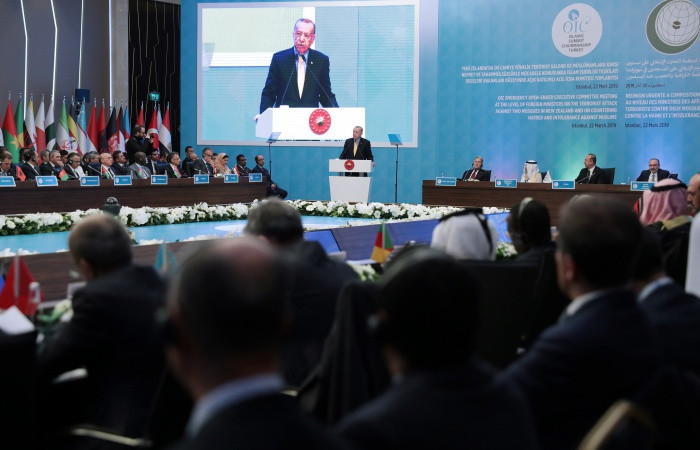 Erdoğan: Amerika Başkanı bölgeyi yeni bir krizin eşiğine getirdi