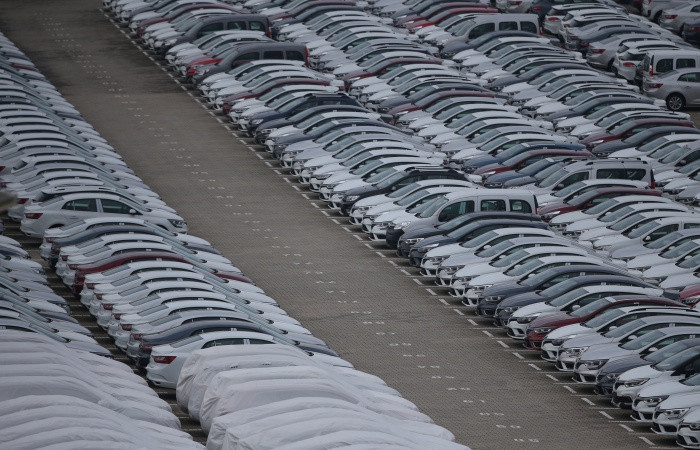 Otomotiv satışları yüzde 47 düştü