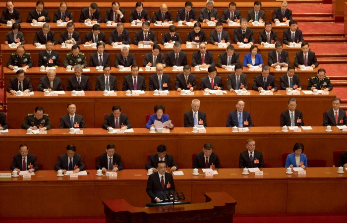 Çin, büyüme hedefini açıkladı