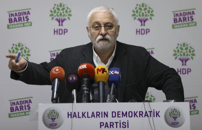 HDP sözcüsü: YSK tuzak kurdu