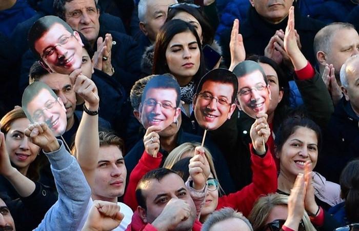 İmamoğlu: 16 milyon İstanbullu kazandı