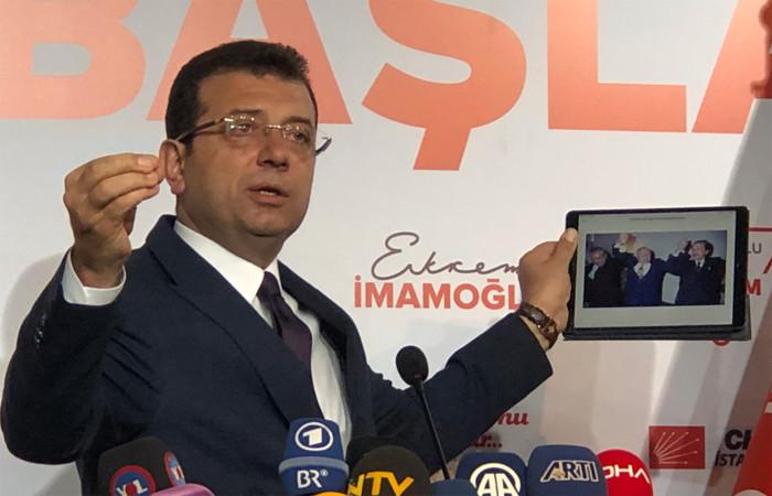 Ekrem İmamoğlu'ndan Erdoğan ve Bahçeli'ye çağrı