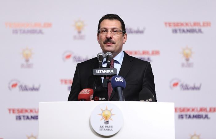 AK Partili Yavuz: Fark 20 binin altına indi