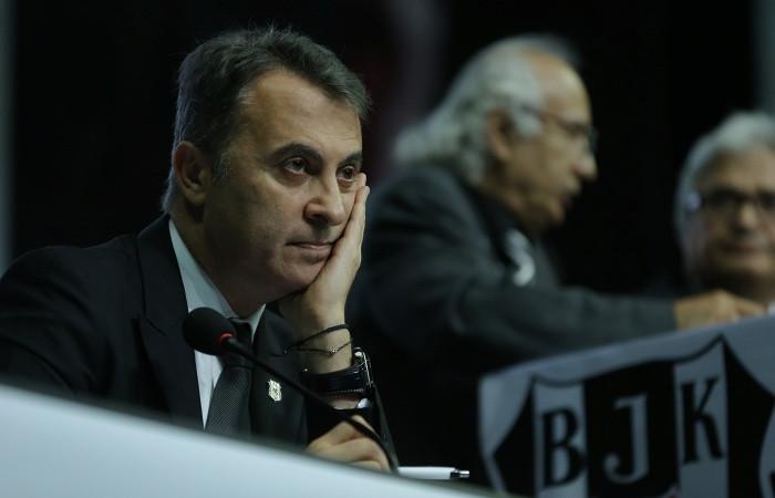 Beşiktaş'ın 2.42 milyar TL borcu var