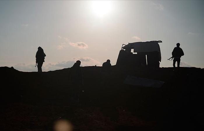 ÖSO'dan Suriye'nin kuzeyinde operasyon