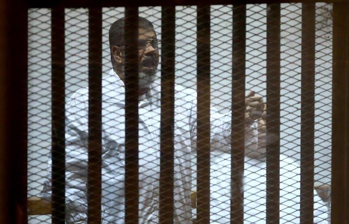 Muhammed Mursi hayatını kaybetti