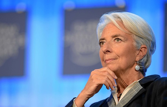 ECB'nin başkanı Lagarde oluyor