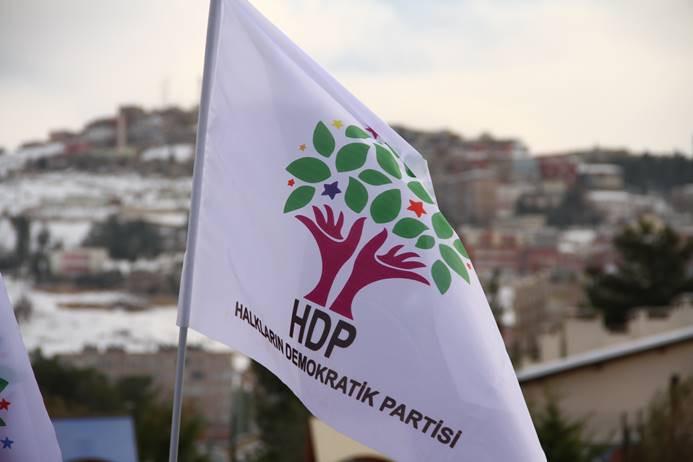 HDP'den 3 büyükşehire kayyum atanmasıyla ilgili açıklama