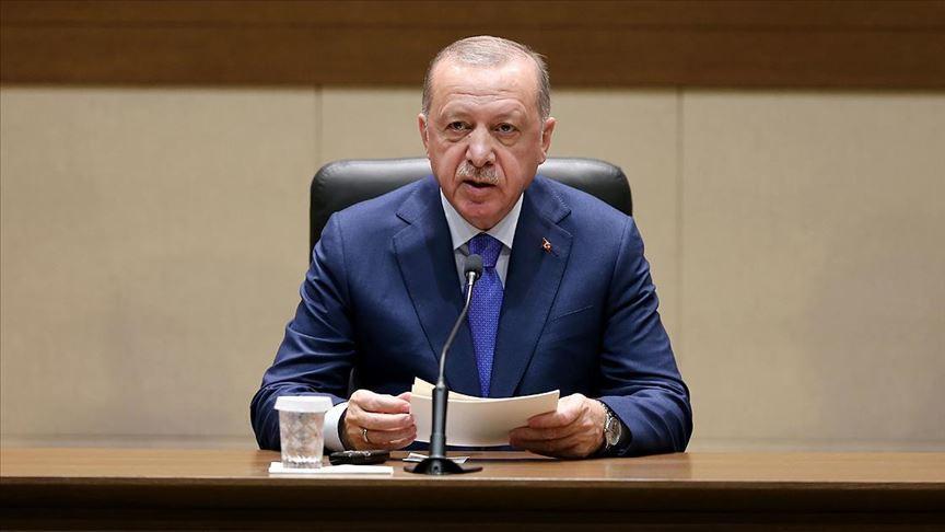 Erdoğan: Türkiye, Libya'da barışın anahtarı olmuştur