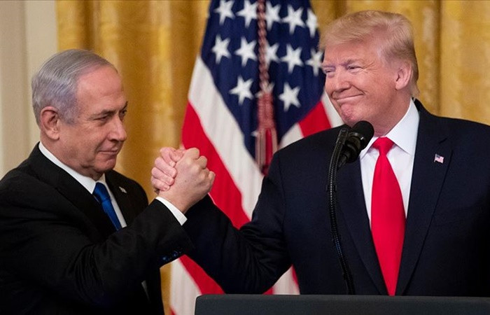 Trump, ABD'nin 'Orta Doğu Planı'nı açıkladı