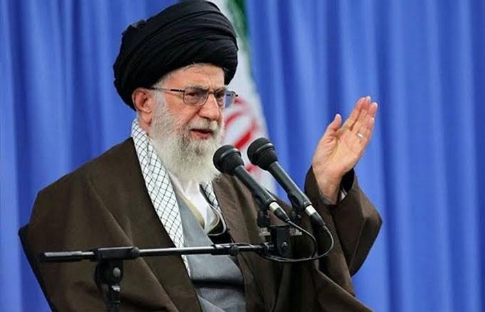 İran'ın ABD'ye saldırısı sonrası Hamaney'den açıklama