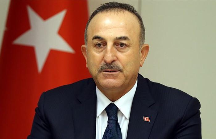Dışişleri Bakanı Çavuşoğlu, İranlı mevkidaşı Zarif'le görüştü