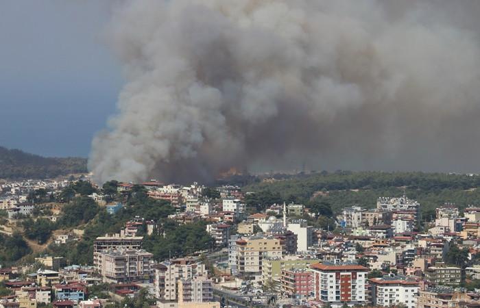 Bakan Pakdemirli: Hatay'daki yangınlar tam olarak kontrol altına alındı