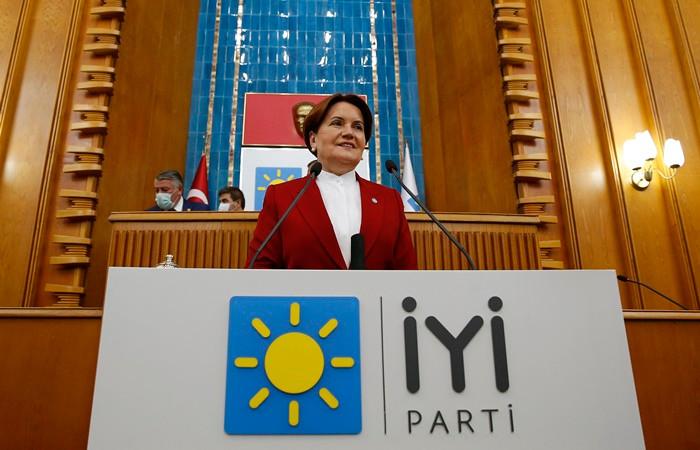 İYİ Parti lideri Akşener'den AYM eleştirisi